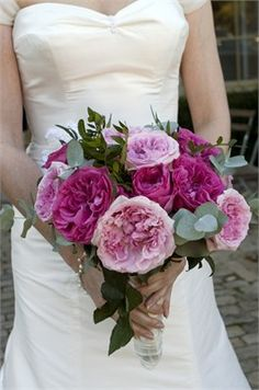 Pink peonies. Photgraphed by Jon and Michaela, featured on hitched.co.uk