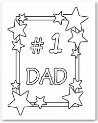 Father's Day Card printable #3