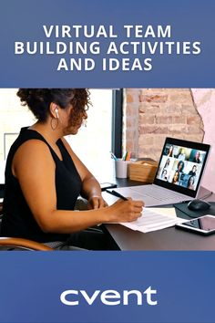 Get some tips and tricks on how to accomplish creative and engaging activities to build a strong team, virtually! Event Planning Tips, Team Building Activities, Get Some, Innovation, Strong, How To Plan, Creative