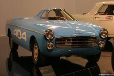 Peugeot 404 Coupe Diesel des records ( 1965 )
