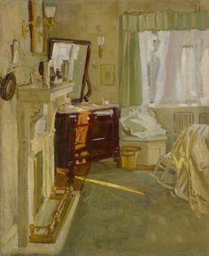 Interior - Helen Galloway McNicoll — Google Arts & Culture