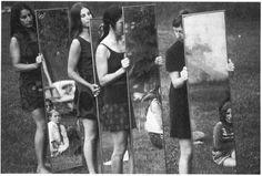 Joan Jonas, Mirror Piece I1969