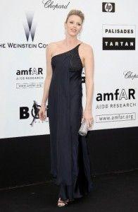 Charlene Wittstock at amFAR Gala in Cannes 2009