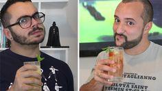 É com muito orgulho que nós apresentamos para vocês a primeira edição do Drink MHM, o primeiro programa em vídeo do Manual do Homem Moderno. Para comemorar nossa estreia, realizamos o Desafio de Drinks onde o Eddie e o Leo tentam fazer um drink em 2 minutos.
