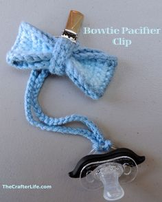 Buy Yarn To DIY http://www.aliexpress.com/store/1687168  Crochet Bowtie