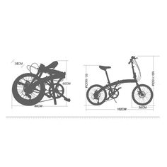 High Quality RT-20 Mini 20in Folding Bike Bicycle SHIMAN0 7 Gears Portable City… Sport Bikes, Sport Outfits, Gears, Bicycle, City, Places, Sports, Sportbikes, Hs Sports