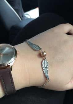 A snitch bracelet will prove that your wristwear style is no game. | 25 Harry Potter Accessories That Are Actually Stylish