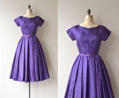 Byzantia dress   vintage 1950s dress   brocade 50s dress by DearGolden on Etsy https://www.etsy.com/listing/259049037/byzantia-dress-vintage-1950s-dress
