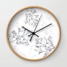 LUCAS CREEK Wall Clock