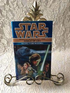 Star Wars Black Fleet Crisis Trilogy Legends Shield of Lies Book 2 Skywalker