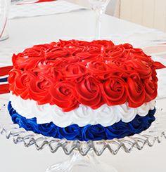 Verdens beste 17. mai-kake Cupcake Cakes, Cupcakes, 4th Of July Celebration, Norway, Cake Decorating, Beautiful Pictures, Birthday Cake, Baking, Sweet