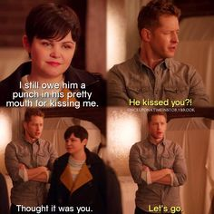 "Snow Whte and David - 5 * 15 ""The Brothers Jones"" #Snowing"