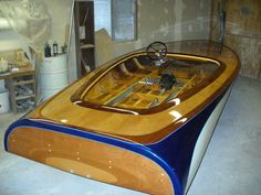 Custom Miller Boat Paint Done. Wooden Speed Boats, Wood Boats, Make A Boat, Build Your Own Boat, Woodworking Projects That Sell, Kids Woodworking, Flat Bottom Boats, Classic Wooden Boats, Wooden Boat Building