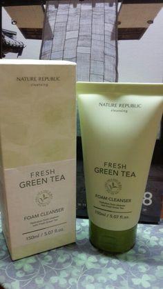 Nature Republic - Green Tea