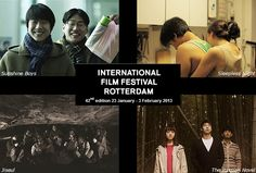 Rotterdam Gorges on Korean Cinema - 5 Korean Films Invited to Dutch Film Festival
