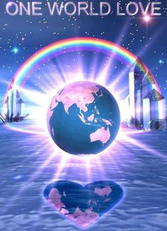 Through a compassionate heart we can see what is right in a person. We have different experiences but are learning the same lessons - we are all in this together. http://innerspiritrhythm.com/