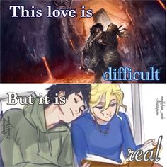 Percabeth/ Love Story by Taylor Swift