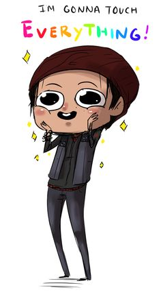 OuO Aww, okay wittle Delsin -Will
