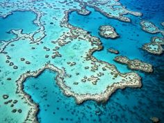 Australia Great Barrier Reef: This sprawling coral reef system is one of the most biologically diverse places on the planet.