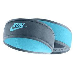 Nike Therma-FIT Reversible Running Headband - Dark Armory Blue from Nike. Saved to Epic Wishlist. Nike Headbands, Running Headbands, Race Wear, Running Accessories, Nike Store, Summer Body, Foot Locker, Ear Warmers, Running Women