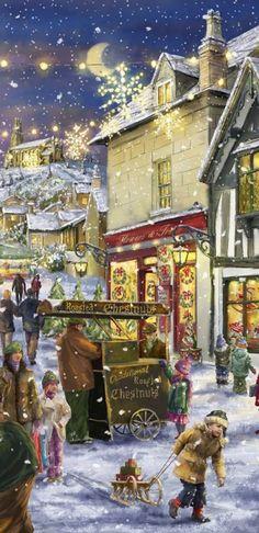 Vintage Christmas Denmark