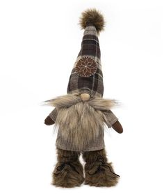Christmas Gnome, Handmade Christmas, Holiday Crafts, Holiday Decor, Christmas Decor, Christmas Goodies, Christmas Ideas, Christmas Ornaments, Fuzzy Boots
