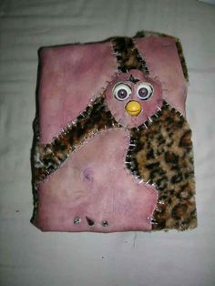This FURBY BOOK OF THE DEAD. | 20 Photos That Prove Furby Is The Spawn Of Satan