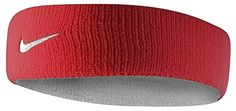 Nike Dri-Fit Home and Away Headband Nike Dri Fit Headband, Workout Posters, Nike Tennis, Nike Models, Fit Board Workouts, Athletic Outfits, Home And Away, No Equipment Workout, Red And White
