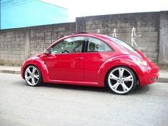 """New Beetle + 20"""""""