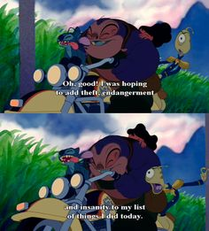 Lilo and Stitch.