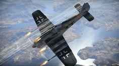 Luftwaffe Focke-Wulf Fw 190 BFD