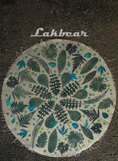 Lakbear has shared 1 photo with you! Handmade Stamps, Beach Mat, Home Improvement, Outdoor Blanket, Marvel, Outdoor Decor, Diy, Leaves, Check