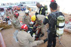BLOG NOTÍCIAS: Bombeiros entram em tubulação para procurar pedrei...