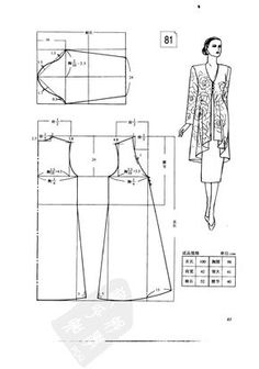 New Ideas sewing vintage clothes diy free pattern Clothing Patterns, Dress Patterns, Sewing Patterns, Pattern Dress, Sewing Tutorials, Sewing Hacks, Sewing Projects, Sewing Clothes, Diy Clothes