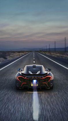 McLaren P1 Cars Auto Racing Fast Motorcycles Wallpaper Of
