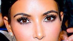 KIM KARDASHIAN Tutorial Maquillaje de Ojos inspirado en Kim Kardashisn ♥...