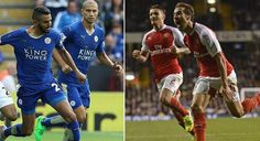 #Arsenal takes on #LeicesterCity today #PremierLeague #Soccer #MovieTVTechGeeks
