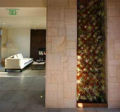 #vertical_garden #interiors #interior_accents #small_areas #plants