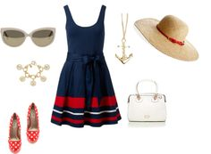 """""""Sail Away With Me"""" by megan-beth27 on Polyvore"""