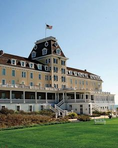 Ocean House, Rhode Island - Condé Nast Traveler in Top 20 Resorts in New England New England States, New England Travel, Watch Hill Rhode Island, Newport Rhode Island, Westerly Rhode Island, Hotels, Ocean House, Best Resorts, Travel Usa