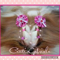 Hairstyle dog - Model shihtzu Nina