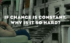 If change is constant, why is it so hard?