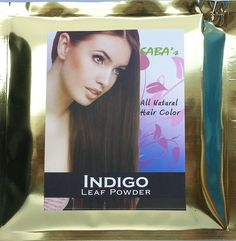 Indigo for Hair By Lustrous Henna 100 Grams ** Click on the image for additional details.