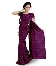 silk saree for a blouse