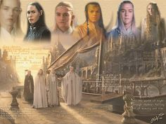 middle earth elves - Google Search