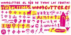 Woodcutter EL DÍA DE TODOS LOS SANTOS  (FREE  Font)  Solo para uso personal / Only 4 personal use.  Woodcutter  MMXIII http://woodcutter.es