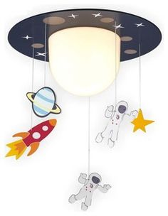 Rocket spaceship ceiling light kids space pinterest ceiling mission to mars ceiling light kids lighting toronto by firefly kids lighting mozeypictures Choice Image