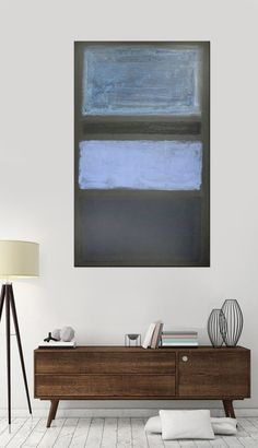 Original paintings on canvas for contemporary homes. Mark Rothko inspired original artwork for sale. Extra large canvas art for home and office. Bespoke art