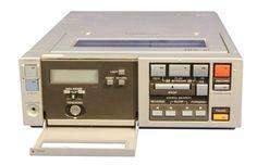 1975 Betamax.