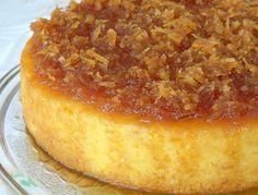 Receita de Bolo cremoso de mandioca - Tudo Culinária